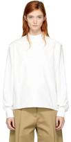 Studio Nicholson Off-white Christy Shirt