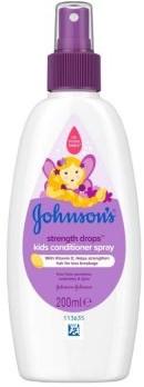 Johnson's Baby Strength Drops Kids Conditioner Spray 200ml