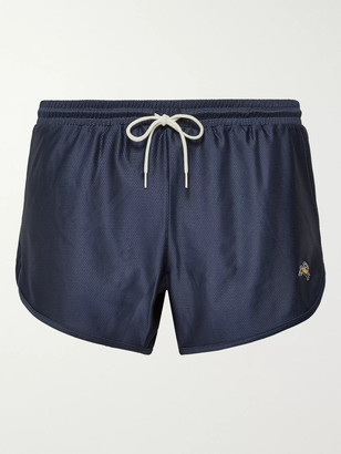 Tracksmith Van Cortlandt Mesh Shorts