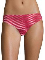 Calvin Klein Invisibles Printed Thong Panty