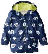 Hatley Sunny Daisy Classic Raincoat Girl's Coat