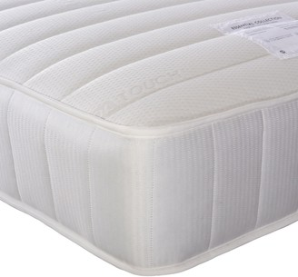 John Lewis & Partners Essentials Collection Pocket 1000 Luxury, Medium Tension, Pocket Spring Turnable Mattress, Single