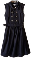 Burberry Iliana Sleeveless Trench Dress Girl's Dress