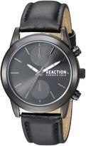 Kenneth Cole Reaction Women's Quartz Metal Casual Watch, Color: (Model: RK50108009)