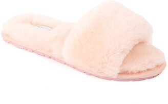 Patricia Green Sherrill Genuine Shearling Slipper