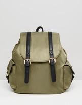 Asos Nylon Backpack