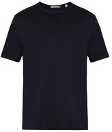 Vince Reverse-stitched Cotton-blend Jersey T-shirt