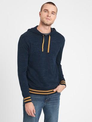 Banana Republic Organic Cotton Sweater Hoodie