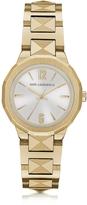 Karl Lagerfeld Joleigh Goldtone Iconic Women's Watch