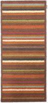House of Fraser Hug Rug Contemporary collection runner - stripe 70 65x150