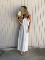Tysa Leigh Dress In Off White