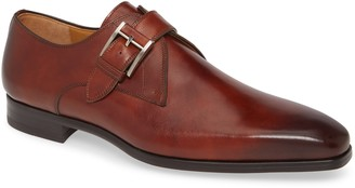 Magnanni 'Hugo' Monk Strap Slip-On