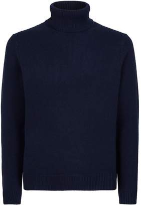 Sandro Knitted Rollneck Sweater