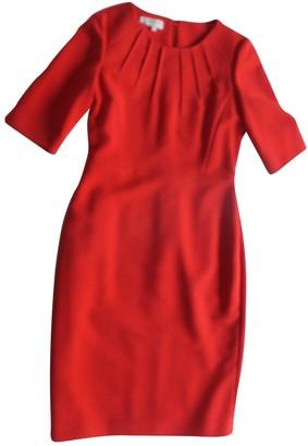 Hobbs Red Dress for Women