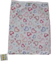 Noa Lily Blanket, Large hearts
