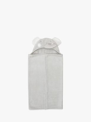 Pottery Barn Kids Elephant Critter Hooded Bath Towel