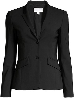 HUGO BOSS Julea Stretch Wool Jacket