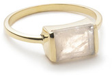 Margaret Elizabeth - Channel Set Ring Moonstone