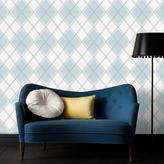 Graham & Brown 56 sq. ft. Argyle Wallpaper