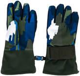 Stella McCartney printed gloves