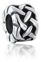 Bling Jewelry 925 Sterling Silver Celtic Knots Bead Compatible with Pandora Charms