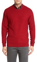 Cutter & Buck 'Benson' Crewneck Sweater (Big & Tall)