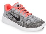 Nike Girl's Free Run 2 Athletic Shoe