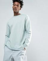 Weekday Radical Sweatshirt Overdye