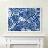 Crate & Barrel Flower Assemblage Print