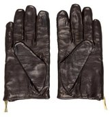 Kate Spade Quilted Leather Gloves