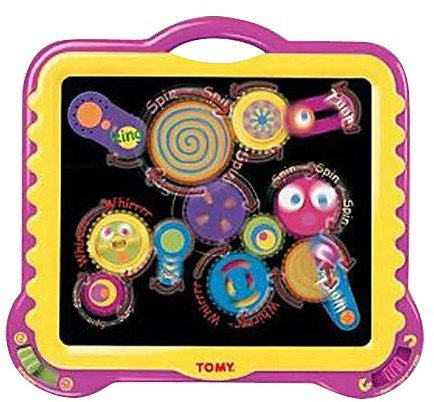 Tomy Toys Gearation