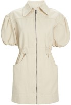 C/Meo Collective Peripheral Cotton Mini Dress