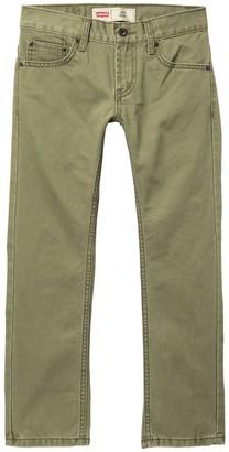 Levi's Slub Twill Denim Jeans (Big Boys)