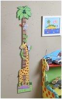 Teamson Kids Wooden Growth Chart - Sunny Safari Room