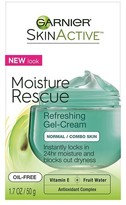 Garnier SKINACTIVE Moisture Rescue Refreshing Gel-Cream 1.7 oz