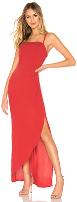 BCBGeneration Strappy Maxi Dress