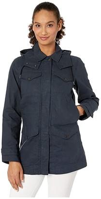 Filson Lightweight Moorcroft Jacket (Deep Navy) Women's Coat