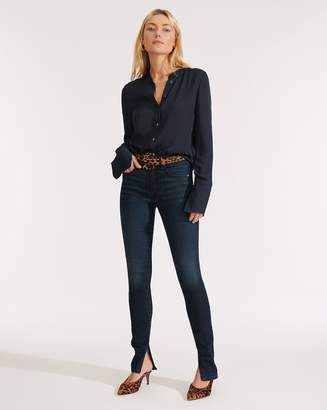 Veronica Beard Kate High-Rise Skinny