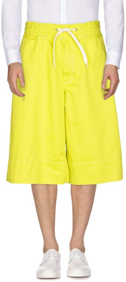 Marc Jacobs 3/4-length shorts