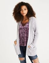 American Eagle Outfitters AE Chenille Boyfriend Cardigan