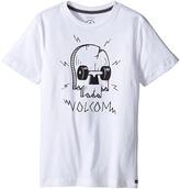 Volcom Break Short Sleeve Tee (Toddler/Little Kids)