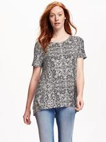 Old Navy Swing Tee for Women
