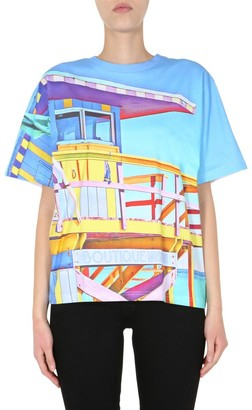Boutique Moschino Printed T-Shirt