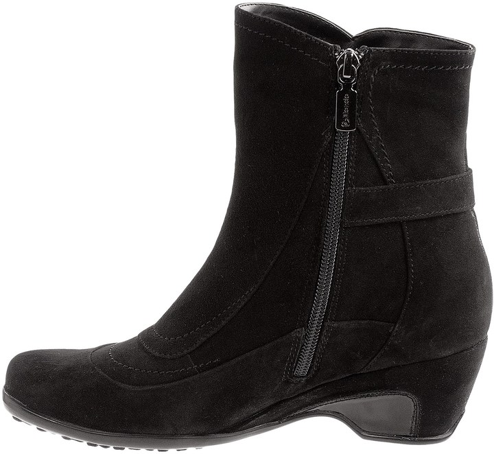 Blondo @Model.CurrentBrand.Name Jolie Ankle Boots - Suede (For Women)
