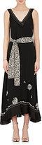 Derek Lam 10 Crosby Women's Embroidered & Embellished Silk Dress