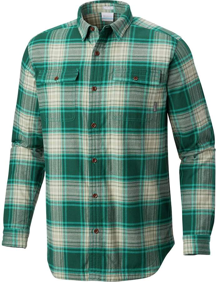 fa5611c0897 Columbia Green Men's Shirts - ShopStyle