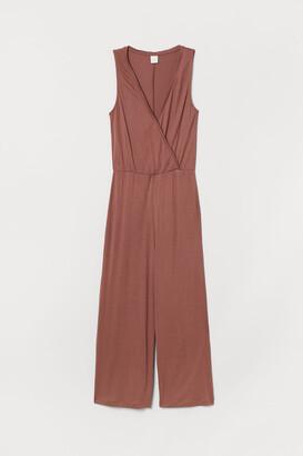 H&M Cropped jumpsuit