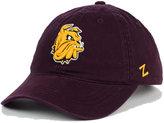 Zephyr Minnesota Duluth Bulldogs Scholarship Adjustable Cap