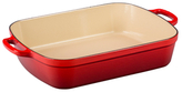 Le Creuset 5.25 QT. Rectangular Roaster Pan