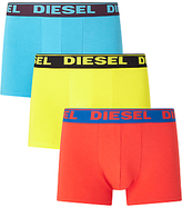 Diesel Shawn Boxer Trunks, Pack Of 3, Multi